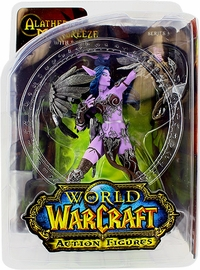 World of Warcraft - Night Elf Hunter Alathena Moonbreeze