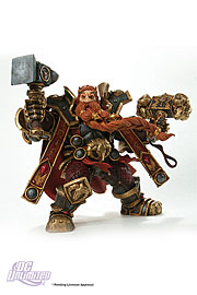 World Of Warcraft - Dwarven King - Magni Bronzebeard