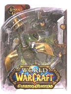 World of Warcraft - GNOME WARRIOR: SPROCKET GYROSPRING