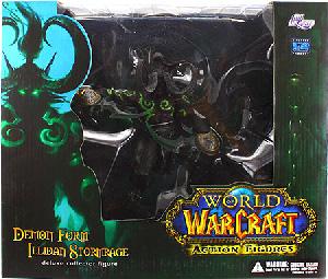 World Of Warcraft - Demon Form Illidan Stormrage