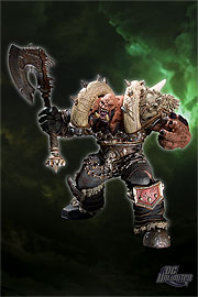 Premium Series - Orc Warrior - Garrosh Hellscream