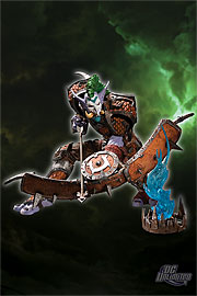 Premium Series - Troll Hunter Taz Dingo