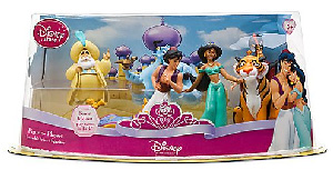 Disney Aladdin PVC Mini Figurine Collector Set