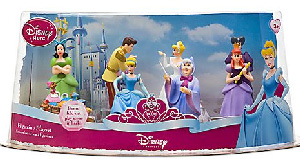 Disney Cinderella PVC Mini Figurine Collector Set