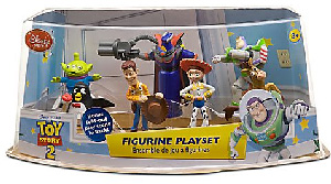 Disney Toy Story 2 PVC Mini Figurine Collector Set
