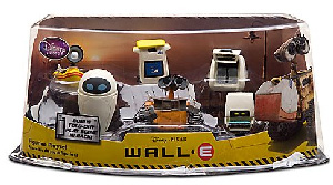 Disney Wall-E - PVC Figures Play Set