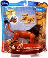 Disney Lion King Mini Figure - Scar and Young Simba