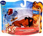 Disney Lion King Mini Figure - Zazu and Scar