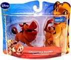 Disney Lion King Mini Figure - Timon and Pumbaa