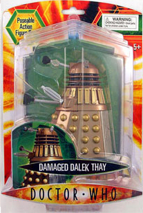 Doctor Who - Damaged Dalek
