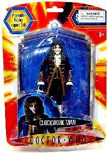 Doctor Who - Clockwork Man Black Coat