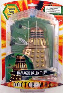 Doctor Who - Damaged Dalek