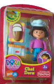 Dora The Explorer Talking House - Chef Dora
