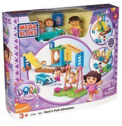 MEGA BLOKS - Dora The Explorer - Park Adventure 3057
