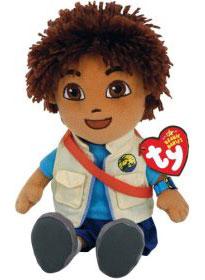 5-Inch Beanie Buddy Diego