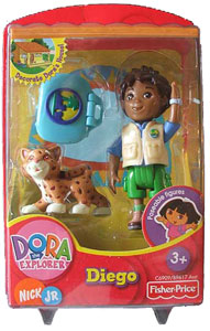 Dora The Explorer Talking House - Diego