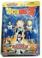 Secret Saiyan Warriors Vegeta and S.S Vegeta