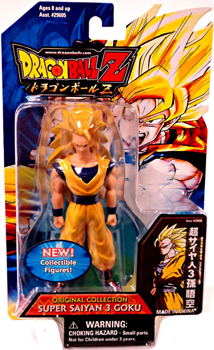 Dragonball Z Original Collection 4-Inch - Super Saiyan 3 Goku
