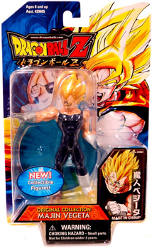 Dragonball Z Original Collection 4-Inch - Majin Vegeta