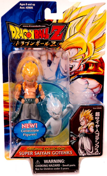 Dragonball Z Original Collection 4-Inch - Super Saiyan Gotenks