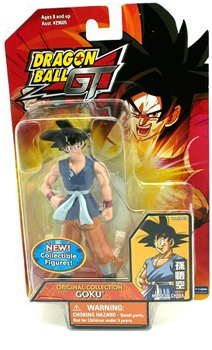 Dragonball GT Original Collection 4-Inch - Goku