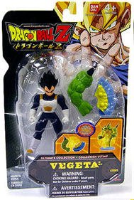 Ultimate Collection 4-Inch[Build Porunga] - Vegeta