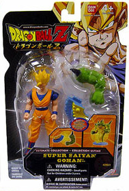 Ultimate Collection 4-Inch[Build Porunga] - Super Saiyan Gohan