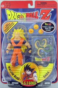 Maijin Buu Saga - S.S.3 Goku