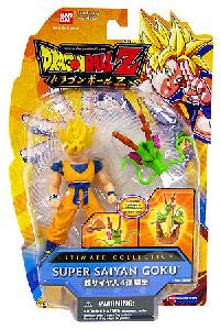 Ultimate Collection 4-Inch[Build Shrenon] - Super Saiyan Goku