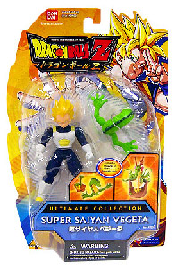 Ultimate Collection 4-Inch[Build Shrenon] - Super Saiyan Vegeta