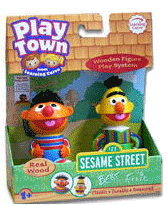 Sesame Street Play Town - Bert and Ernie