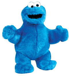 9-Inch Cookie Monster