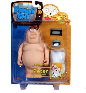 Family Guy Series 2 - Peter in the buff