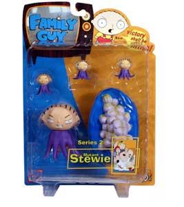 Family Guy Series 2 - Mutant Stewie