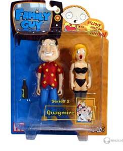 Family Guy Series 2 - Quagmire
