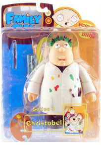 Family Guy - Christobel OPEN PACKAGE