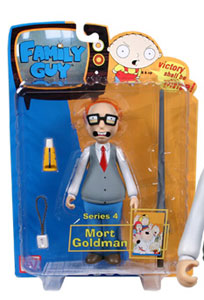 Family Guy Series 4 - Mort Goldman