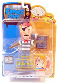 Family Guy Series 6 - Seamus