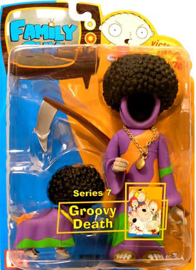 Family Guy Series 7 - Groovy Death and Death Dog