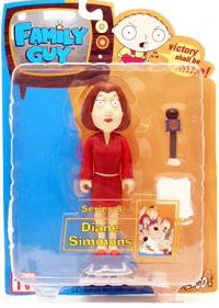 Family Guy Series 8 - Diane Simmons