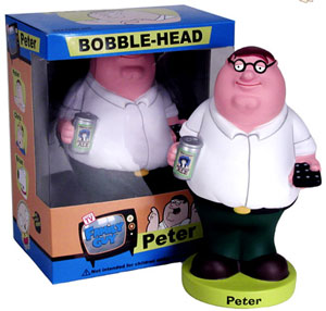 Peter Wacky Wobbler