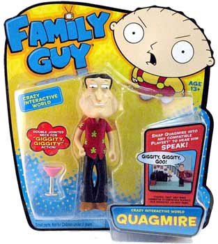 Playmates Family Guy - Quagmire