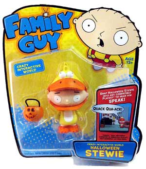 Playmates Family Guy - Halloween Stewie