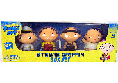 Family Guy  - Stewie Griffin 4-Pack