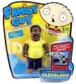 Playmates Family Guy - Cleveland Brown