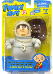 Family Guy Classic - Secret Agent Astronaut Peter