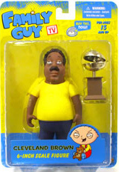 Family Guy Classic - Cleveland Brown
