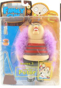 Family Guy Series 3 - Tube Top Peter