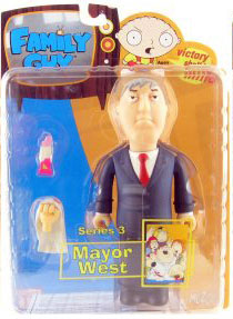Family Guy Series 3 - Mayor West