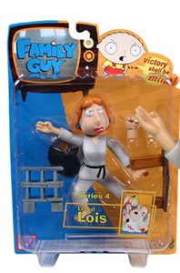 Family Guy Series 4 - Lethal Lois